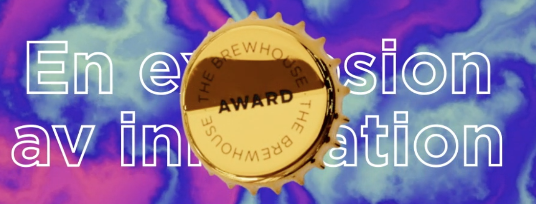 Tävling i kreativitet, the brewhouse award